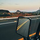 Driving Through Stunning National Park Landscape (Chapada dos Veadeiros, Brazil) by visualspectrum