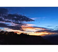 Sunrise Sunset Photographic Print