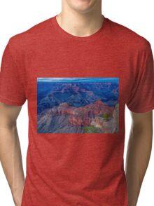Respite Of Evening Tri-blend T-Shirt