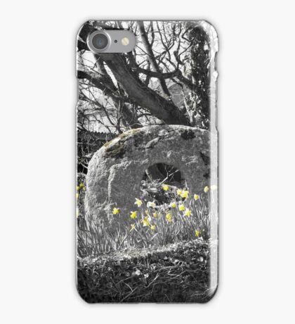Mill stone and Daffs iPhone Case/Skin
