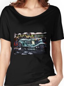Classic Car 7 Women's Relaxed Fit T-Shirt