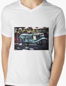 Classic Car 7 Mens V-Neck T-Shirt