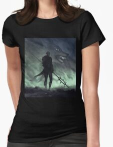 Last stand Womens Fitted T-Shirt