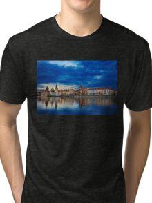 Fairy tale Prague Tri-blend T-Shirt