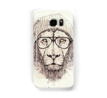 Hipster Tiger - Cases and Books. Samsung Galaxy Case/Skin