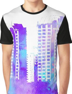 Twin Towers RVA Graphic T-Shirt