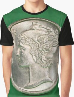Winged Liberty Graphic T-Shirt