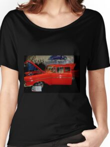 Classic Car 8 Women's Relaxed Fit T-Shirt