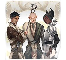 Mages of the Inquisition Poster