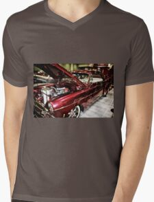 Classic Car 9 Mens V-Neck T-Shirt