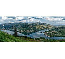 Douro Valley - Town Oliveira do Douro Photographic Print