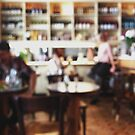 Restaurant Defocused by visualspectrum