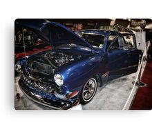 Classic Car 10 Canvas Print