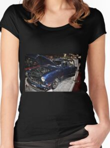 Classic Car 10 Women's Fitted Scoop T-Shirt
