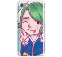 Gym Leader Wallace (Anime) iPhone Case/Skin