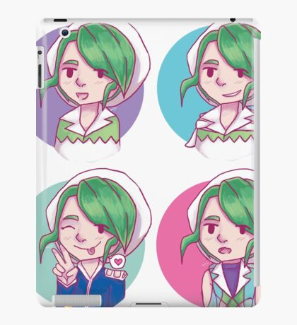 Gym Leader Wallace Collection iPad Case/Skin