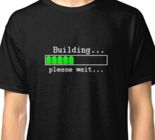 Building...please wait... Classic T-Shirt
