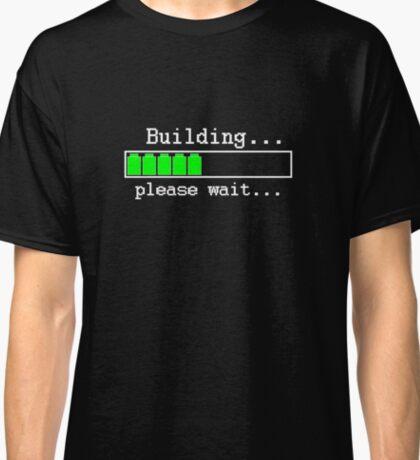 Building...please wait... Classic T-Shirt
