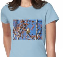 The Cedar In The Maple Womens Fitted T-Shirt