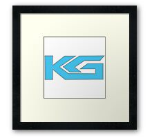 Knockturnal Gaming Logo Framed Print