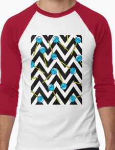 Ziggy Pop Original Men's Baseball ¾ T-Shirt