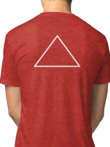 Samurai Champloo- Mugen crest  Tri-blend T-Shirt