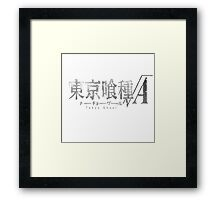 Tokyo Ghoul Apparel Clothes Cheap! T shirts Framed Print
