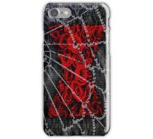 Black Widow Spice Latte iPhone Case/Skin
