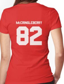Hingle McCringleberry Jersey – East, Rhinos, Penn State Womens Fitted T-Shirt