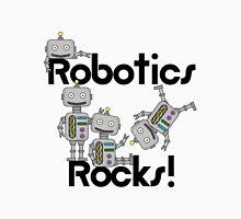 Robotics Rocks Science Educational School Unisex T-Shirt