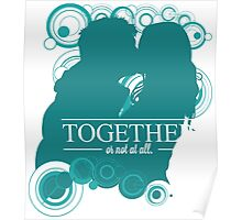 The Ponds - Together or Not At All Poster