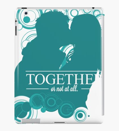 The Ponds - Together or Not At All iPad Case/Skin