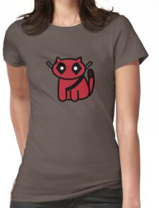 KittyPool Womens Fitted T-Shirt