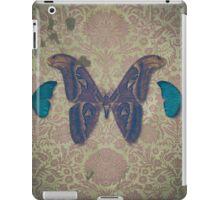 Vintage butterfly iPad Case/Skin