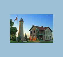 Historic Southport Lighthouse Unisex T-Shirt