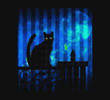 Gothic Cat Unisex T-Shirt