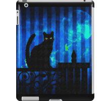 Gothic Cat iPad Case/Skin