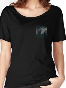 dark gothic cat Women's Relaxed Fit T-Shirt