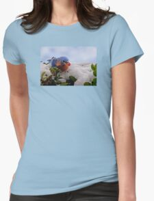 Berry Treat Womens Fitted T-Shirt