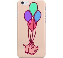 Balloon Piggy iPhone Case/Skin