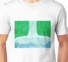 A Day at the Waterfall  Unisex T-Shirt