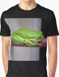 It's Not Easy Being Green Graphic T-Shirt