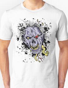 Zombie painting Unisex T-Shirt