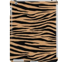 0437 Brown-Nose, Flattery or Kobicha Tiger iPad Case/Skin