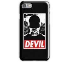 DAREDEVIL - Obey Design iPhone Case/Skin