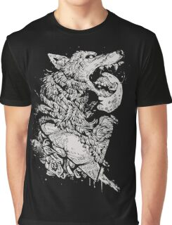 Werewolf Therewolf Graphic T-Shirt