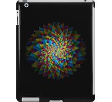 Abstract color circle iPad Case/Skin