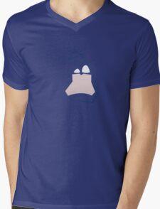 tick Mens V-Neck T-Shirt