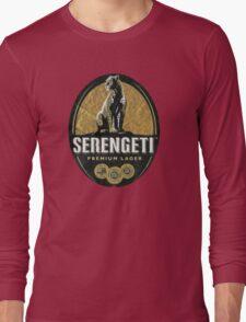 SERENGETI LAGER BEER OF TANZANIA Long Sleeve T-Shirt