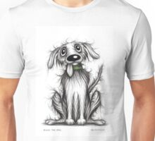 Bingo the dog Unisex T-Shirt
